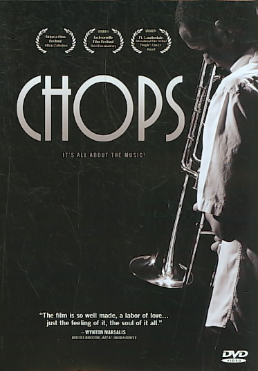 CHOPS BY BRODER,BRUCE (DVD)
