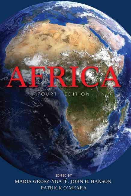 Africa By Grosz-ngatT, Maria (EDT)/ Hanson, John H. (EDT)/ O'Meara, Patrick (EDT)/ Grosz-Ngate, Maria (EDT)/ Hanson, John H.